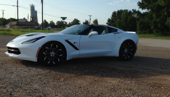 2014 C7 Stingray Wide Body